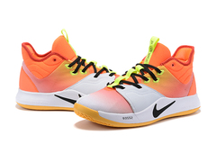 Nike PG 3 PE 'White/Orange'