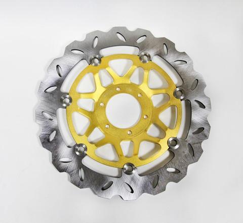 Передние тормозные диски Dream-moto для Honda CBR F4 99-00, VFR 800 98-08, XL1000V