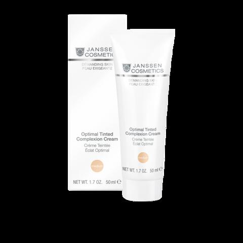 Janssen Optimal Tinted Complexion Cream Medium SPF10