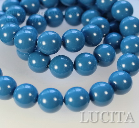 5810 Хрустальный жемчуг Сваровски Crystal Lapis круглый 8 мм , 5 шт