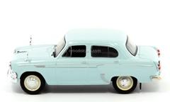 Moskvich-403IE light blue 1:43 DeAgostini Auto Legends USSR #141