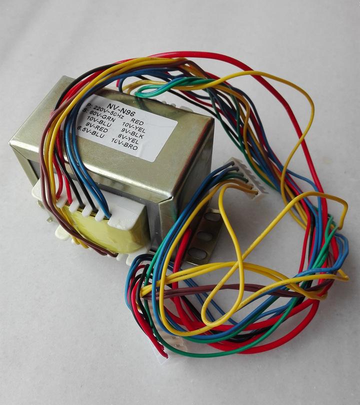 Трансформатор от аппаратов NV-E6, NV-N96