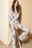 Элитная женская пижама из вискозы Twin-Set