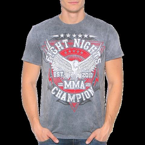 Футболка Fight Nights MMA Champion