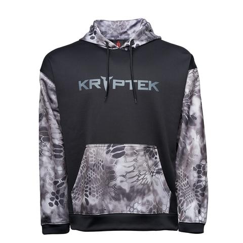Толстовка с капюшоном KRYPTEK Mars hoodie  Raid™/black