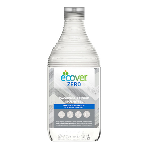 Ecover Zero Жидкость для мытья посуды ZERO, 450 мл
