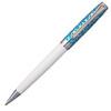 Pierre Cardin Color-Time - White & Blue, шариковая ручка, M