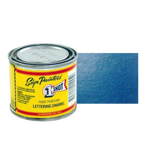 Пинстрайпинг (pinstriping) 955-P Эмаль для пинстрайпинга 1 Shot Перламутровый Синий (Reflex Blue), 236 мл ReflexBlue.jpg