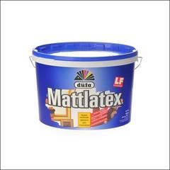 Краска латексная Dufa MATTLATEX D100 (Белый)