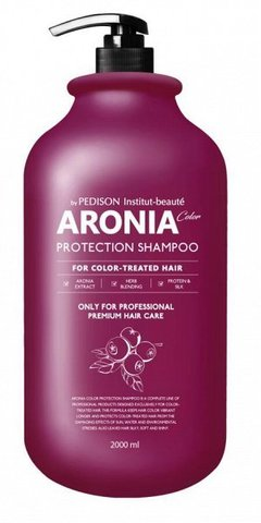 EVAS Pedison Шампунь для волос АРОНИЯ Institute-beaut Aronia Color Protection Shampoo