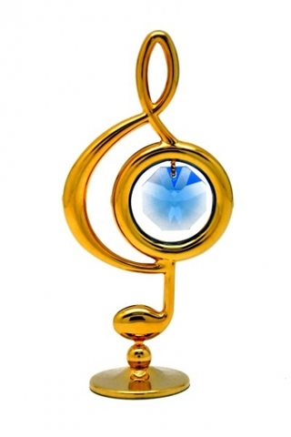Скрипичный ключ 32-001-GBL