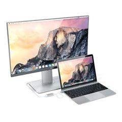 Адаптер  Satechi USB-C to HDMI 4K 60HZ, алюминий, серебряный