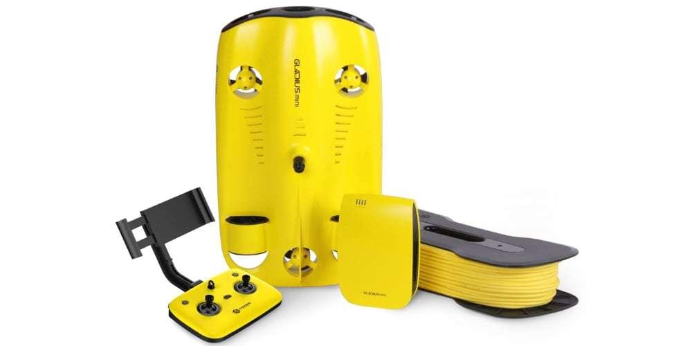 Подводный дрон Gladius Mini комплект