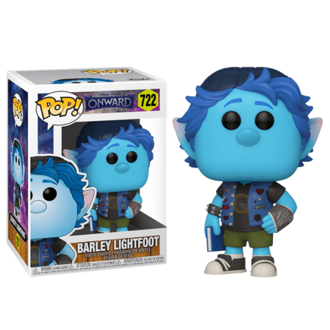Barley Lightfoot. Onward Funko Pop! || Барли Лайтфут (Вперед)