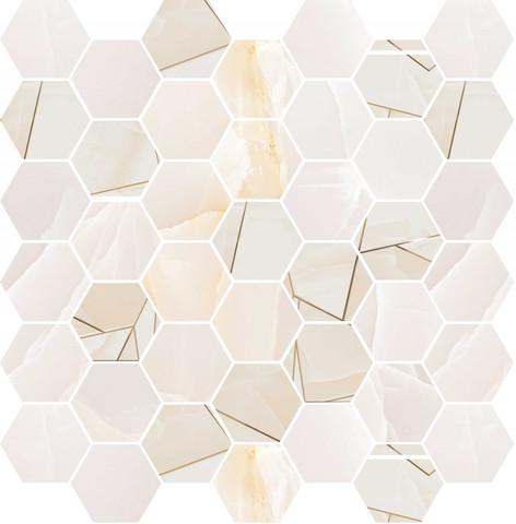 Мозаика Mosaic Onyx Karamel 316х297
