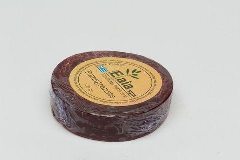Мыло с люфой и маслом граната Elaia Spa 100 гр