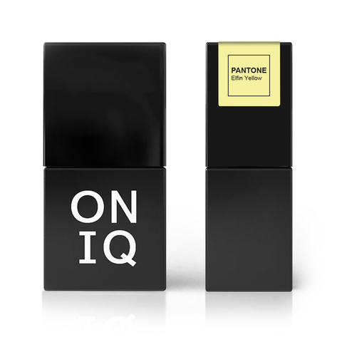 Гель-лак ONIQ - 007 Elfin yellow, 10 мл