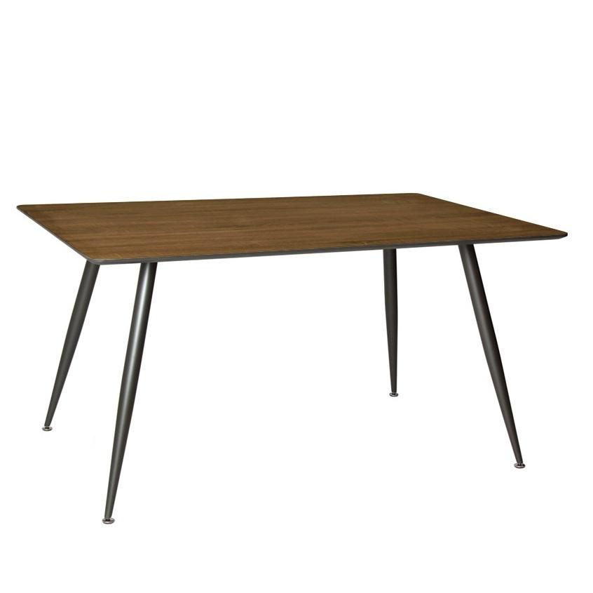 Стол обеденный AVANTI IRVIN (120) AMBER (амбер)