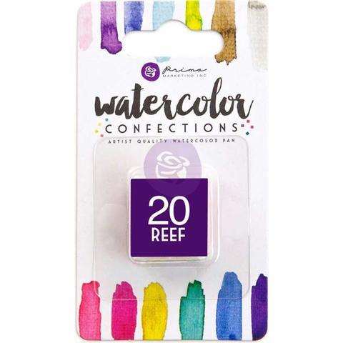 Акварельные краски штучно Prima Watercolor Confections Watercolor Pan Refill - Цвет 20