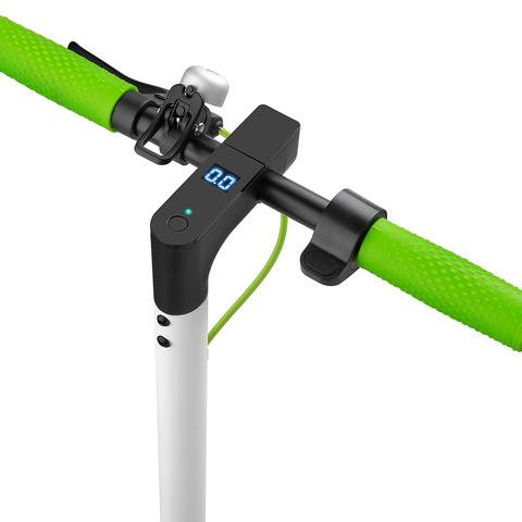 Электросамокат EVO Blade T-Zero белый/зеленый