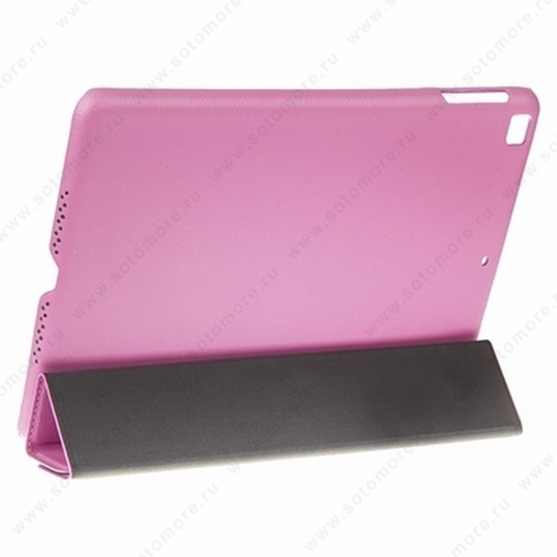Чехол-книжка HOCO для Apple iPad Air 1 - HOCO Duke series Leather case Pink
