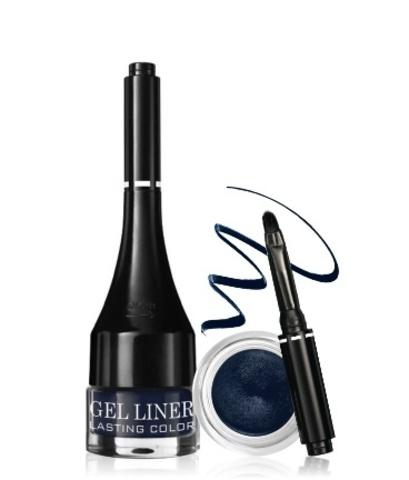 BelorDesign Gel liner Lasting Color Гелевая подводка для глаз тон 4 (темно синий) 2,2г