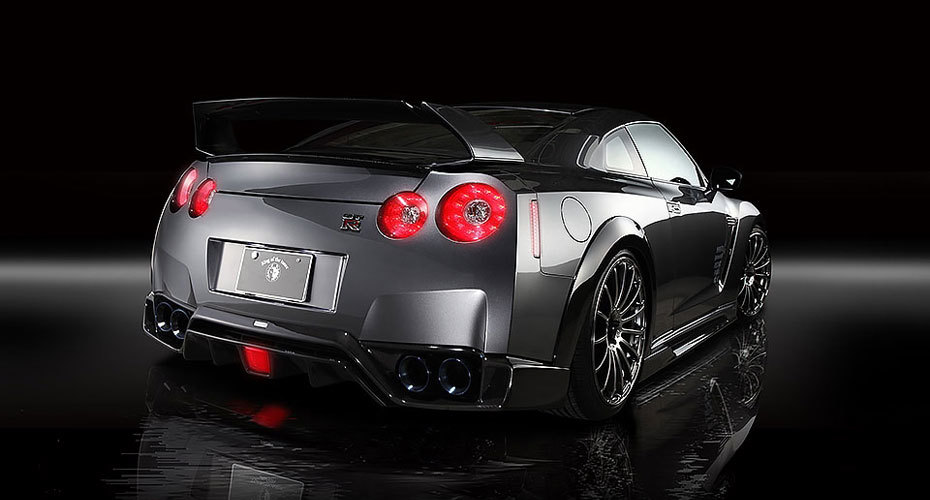 Обвес TommyKaira для Nissan GT-R Копия