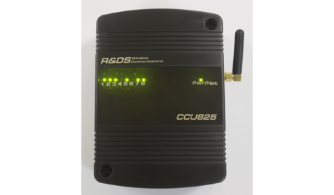 GSM контроллер CCU825-HOME/WB/AR-PC