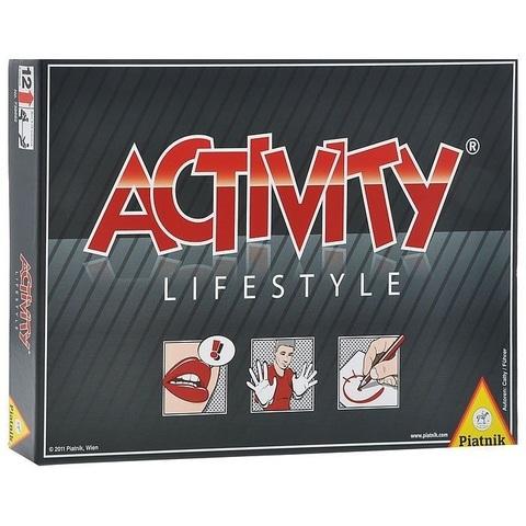 Настольная игра Activity Lifestyle (Активити)