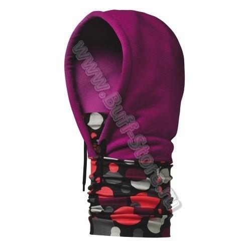Капюшоны Капюшон-шарф из флиса Buff Dots 311011.jpg