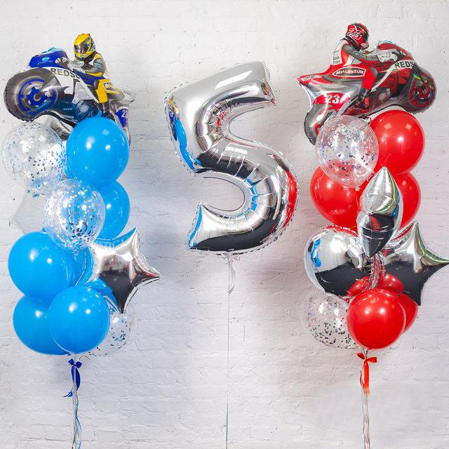 Шары цифры Набор надувных шаров с цифрой Гонщик 1067040071_w800_h640_dsc_1974.jpg
