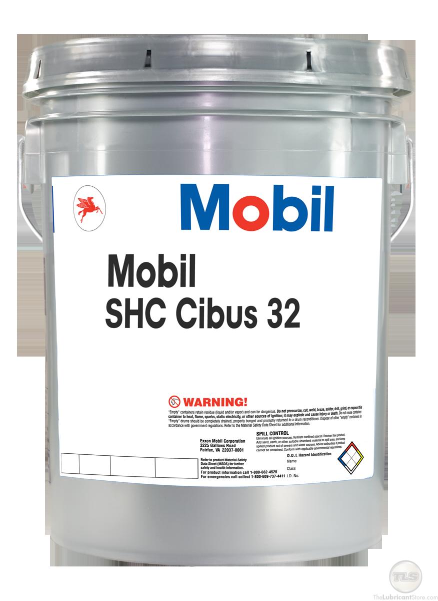 Масло Mobil SHC Cibus460  гидравлическое масло
