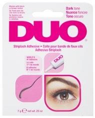 DUO Eyelash Adhesive Dark Tone темный клей для накладных ресниц 7г