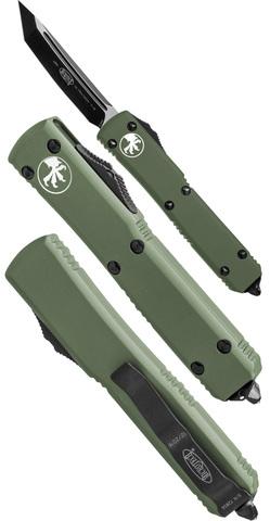 Нож Microtech Ultratech Black модель 123-1OD