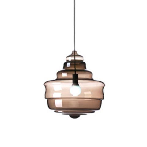 Подвесной светильник Neverending Glory Palais Garnier by Lasvit (коричневый)