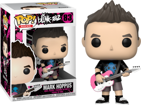 Фигурка Funko Pop! Rocks: Blink 182 - Mark Hoppus