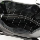 Сумка Саломея 265 токио серый + черный