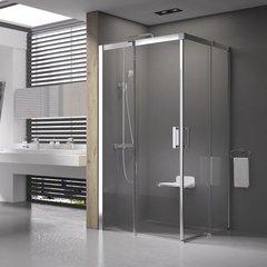 Душевой уголок с раздвижными дверями 90х90х195 см Ravak Matrix MSRV4-90/90 1WV77100Z1 фото