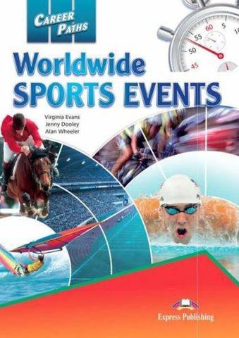 Worldwide sports events (esp). Teacher's Book. Книга для учителя