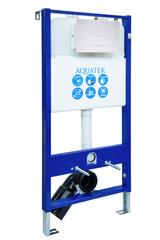 Система инсталляции для подвесного унитаза Aquatek Slim INS-0000003 белая V