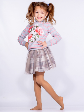 Детские колготки Girl 40 Omsa Kids
