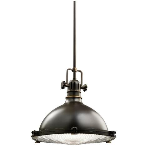 Подвесной светильник Kichler, Арт. KL/HATTBAY/M OZ