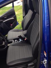 Чехлы на Suzuki SX4 II 2013–2019 г.в.