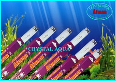 Лампа Атман CORAL BLUE LIGHT 25W