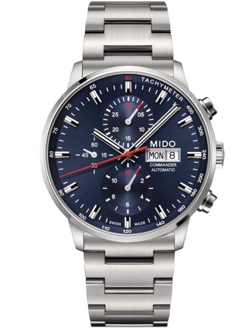 Часы мужские Mido M016.414.11.041.00 Commander