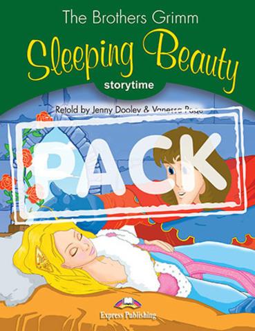 Sleeping Beauty. Книга для чтения. Stage 3 (3-4 классы) - комплект с аудиодиском