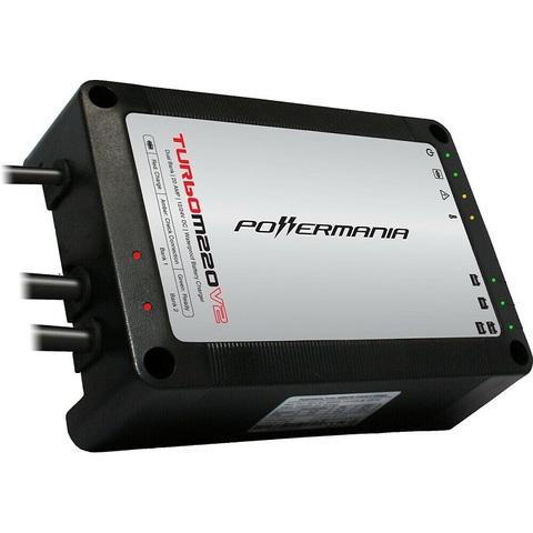 Зарядное устройство Powermania Turbo M220V2