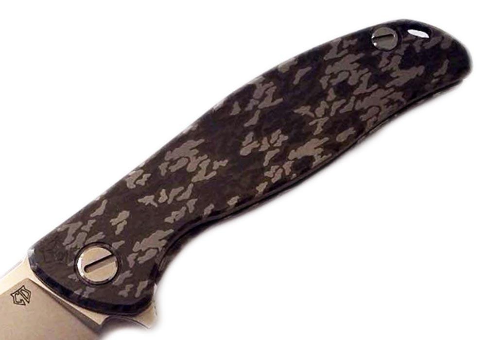 Нож Широгоров Ф 95 Камуфляж Кастом Дивижн - фотография