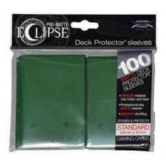 UP Sleeves PRO-Matte Eclipse Forest Green