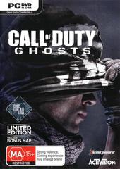 Игра PC Call of Duty. Ghosts digi rus